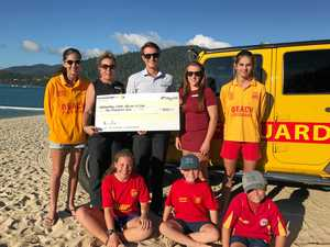 10k grant for local life savers