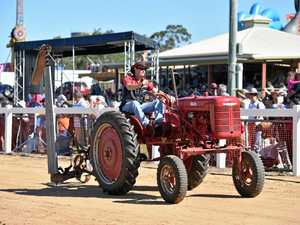 Tractor demonstrations return to Fraser Coast Show
