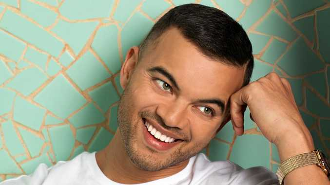 ART OF LOVE: Guy Sebastian embarks on his Then & Now regional tour. He will play at Rockhampton's Pilbeam Theatre on July 12.