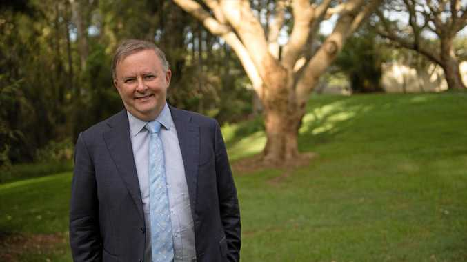 Opposition spokesperson for Infrastructure, Transport and Regional Development Anthony Albanese during his recent vist to Coffs Harbour.