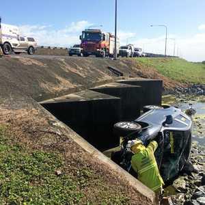 Car Crash Mackay Today