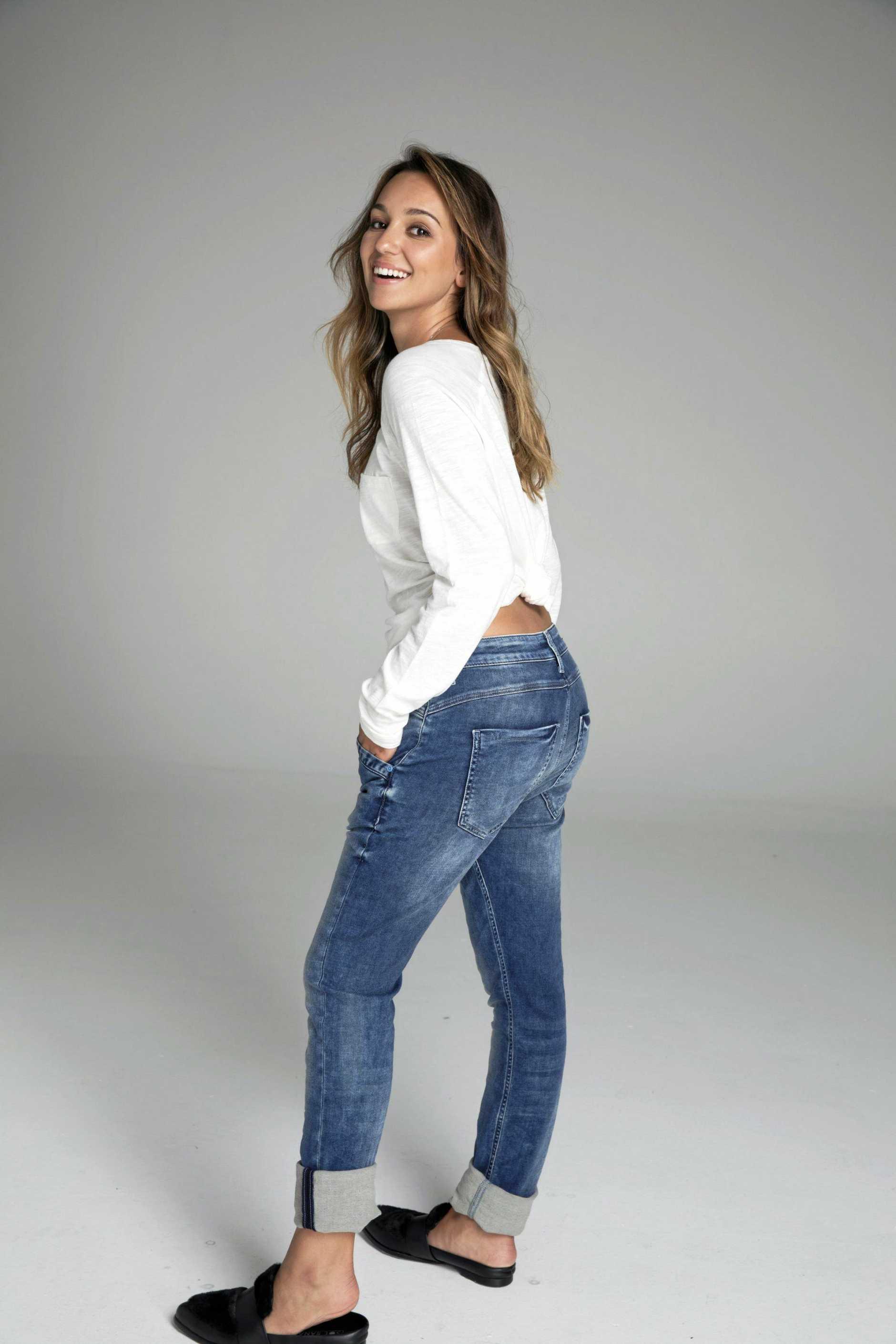 Mavi Jeans LEONA Slouchy Boyfriend