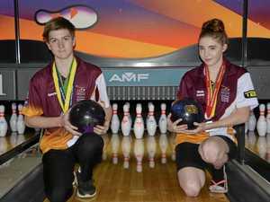 Superbowl duo in medal strike
