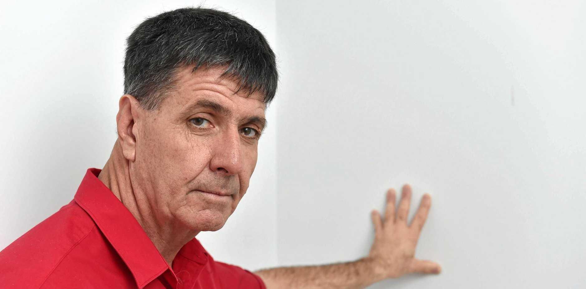 Bruce Saunders MP Maryborough.Photo: Valerie Horton / Fraser Coast Chronicle