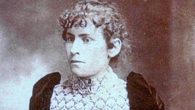 Maggie Hume died in 1891.