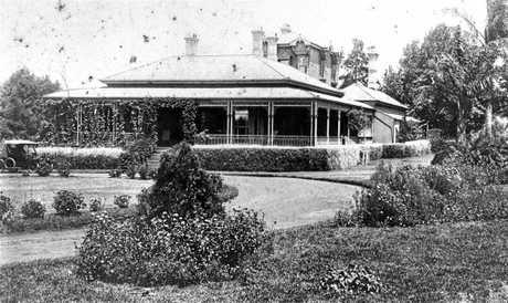 Ascot House.