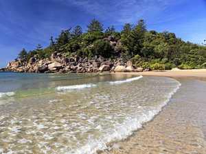 Tropical fantasy comes to life off coast of Queensland