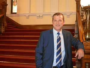 Batt speaks out against local council legislation