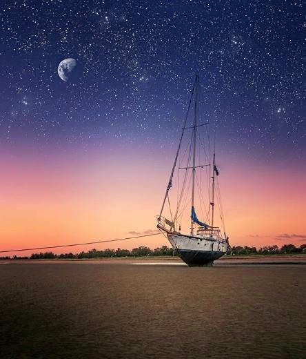 @girltrekker posts some amazing astro shots around Mackay.