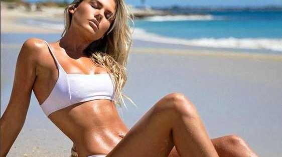 Former Mackay girl turned model Brooke Nash is an Instagram hit.
