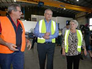 Local Rocky business success catches Treasurer's eye