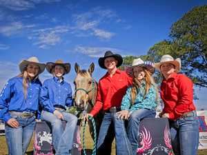 GIDDY UP: The new Gympie show event you can't miss