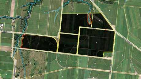 A $110 million solar farm has been proposed for Mirani.
