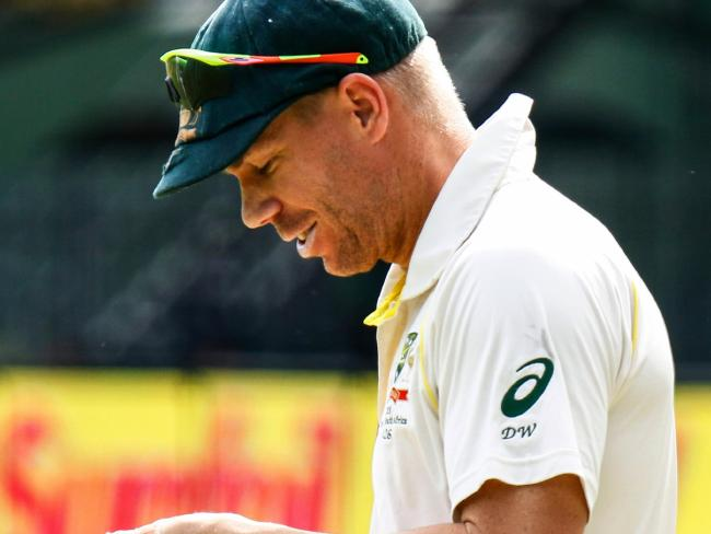 Warner will begin the long road to reclaiming his cricket career.