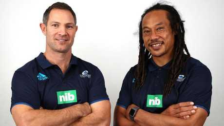 Leon MacDonald will be Tana Umaga's Blues assistant next season.