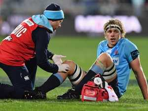 Reds captain returns, Waratahs' Hanigan to miss a month