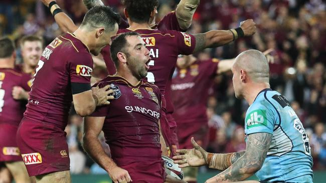 We may never see an Origin team as dominant as Smith's Maroons.