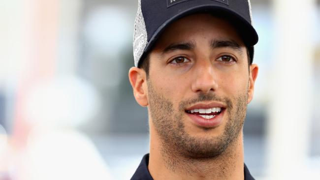 Daniel Ricciardo is back in business with Mercedes. Picture: Mark Thompson/Getty Images