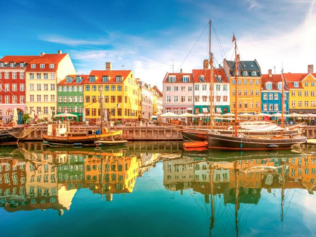Copenhagen is one of Europe's most beautiful cities.