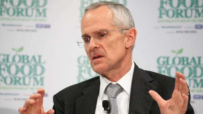 Rod Sims, chairman of the Australian Competition and Consumer Commission, says harsh penalties are needed to deter collusion. Picture: Adam Taylor