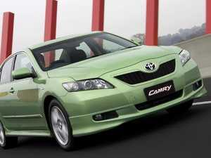 Toyota supplier cops record fine