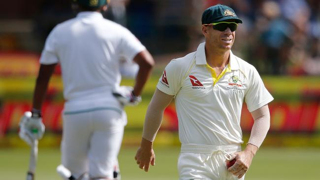 David Warner will return to the pitch when he lines up for Randwick Petersham.