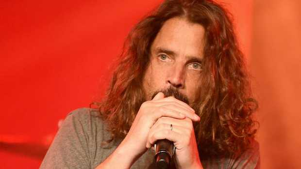 Chris Cornell's widow has slammed the 'botched investigation' into her husband's death. Picture: Getty Images