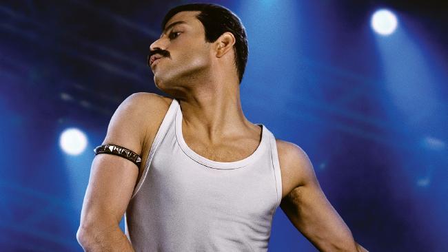 Rami Malek as Freddie Mercury. Picture: Fox