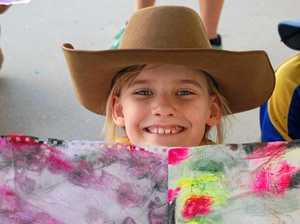 Art-science projects to inspire regional students