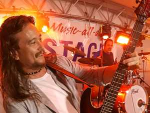 Popular local band 'Mr Q' to play at The Com this weekend