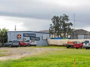 Harwood Marine shed DA green light