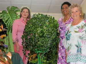 Nambour Garden Club shows it's easy being green