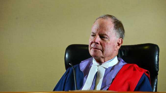 Judge John Robertson.