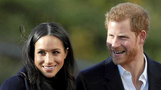 ROYAL WEDDING - Britain's Prince Harry and his fiancee Meghan Markle will tie the knot this weekend.