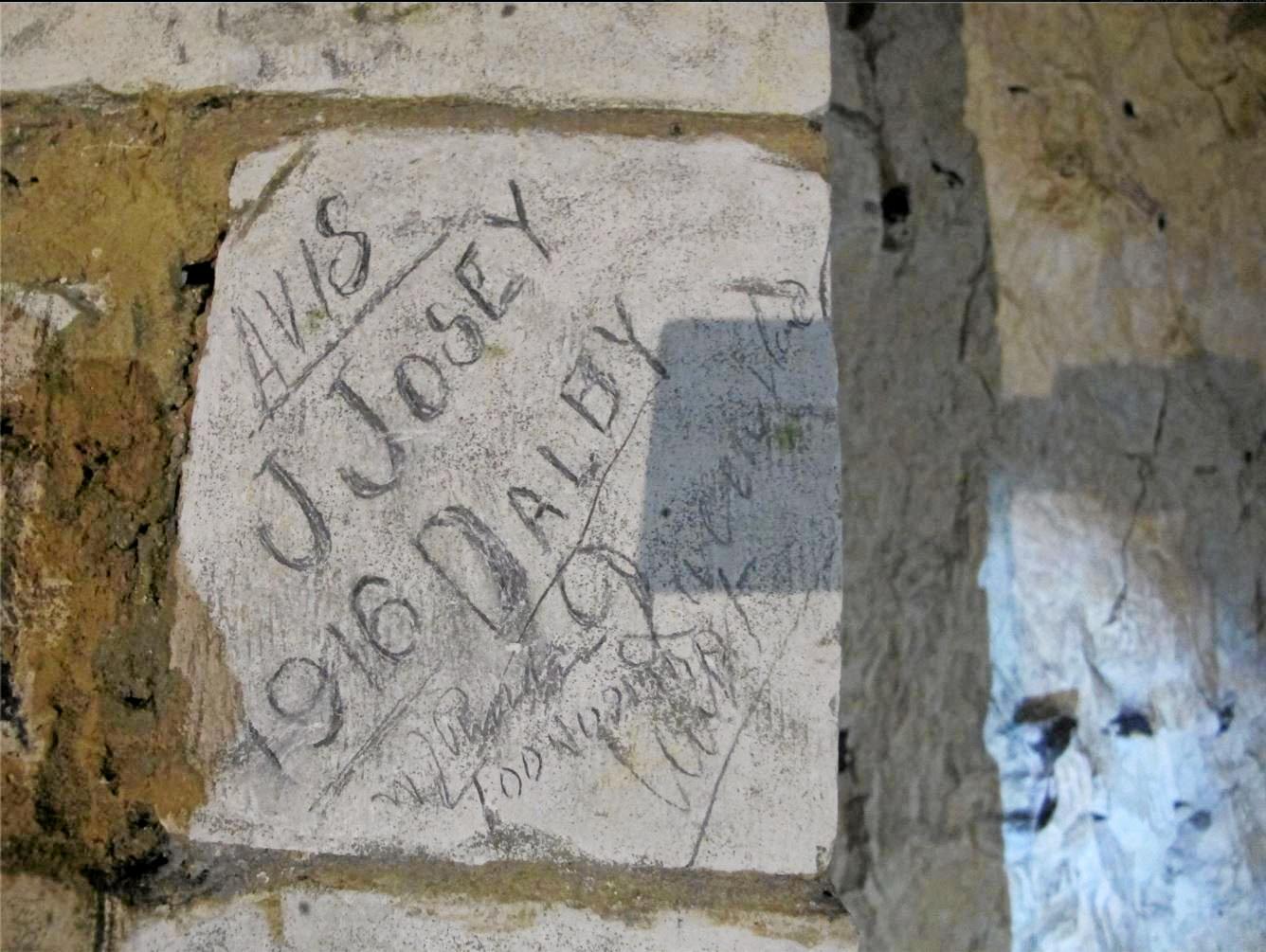 The signature of James Walter Hobbs Josey.