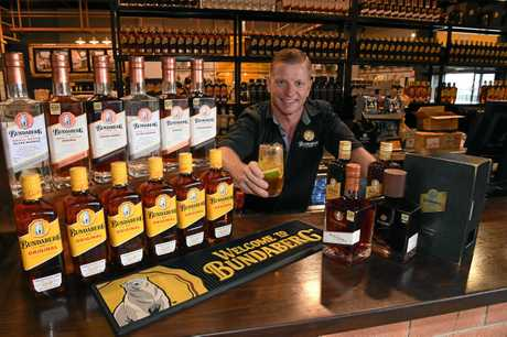 ROYAL EXPOSURE: Bundaberg Rum's Duncan Littler said Prince Charles' visit would have lasting benefits.