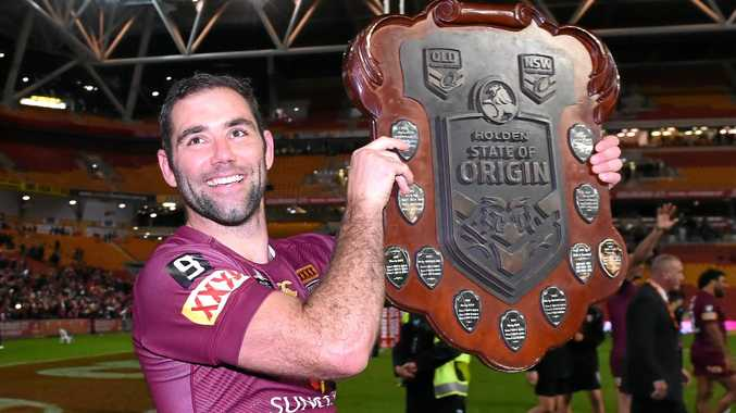 Who will lift the Origin shield this year?