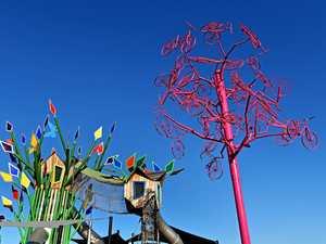 Futuristic playgrounds set for Coast takeover
