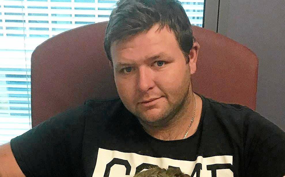 Brayden James Cummings, 28, has been caught masturbating in public.