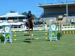 Region's top show jumpers take on best on day 2 of Show