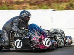 Sidecars join massive weekend of racing at Morgan Park