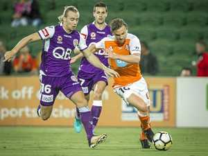 Former Socceroo prepared to fight for his spot at the Roar
