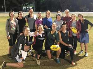 Women stepping up to the mark in the Clarence