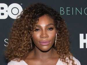 Serena reveals dad backed out of wedding