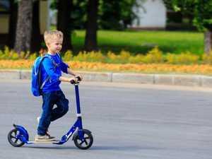 Ipswich school threatens scooter ban