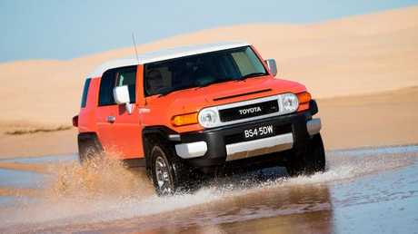 FJ Cruiser: Concept in 2003, on the road three years later