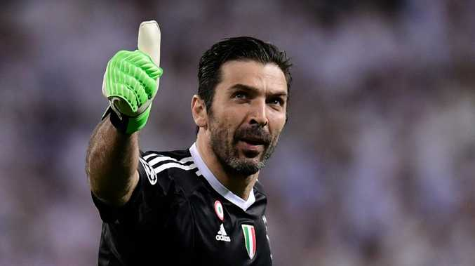 Gianluigi Buffon will play his last match for Juventus on Saturday.