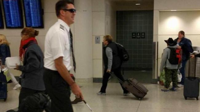 Poor taste': Pilot pranks passengers | News Mail