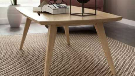 The Brosa Scandi coffee table for $199.