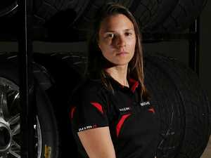 De Silvestro staying focused